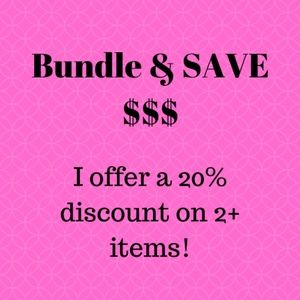 Save $$$ today!